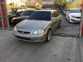 Honda Civic Americano Full