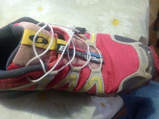 venta de zapatillas salomon en cordoba capital usadas