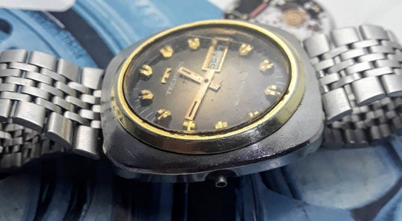 Relógio Technos Automático Máquina Eta