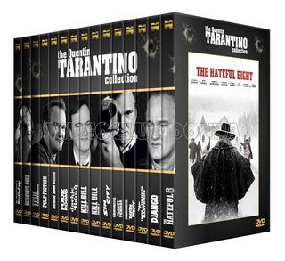 Quentin Tarantino Coleccion 15 Peliculas Dvd Pack Kill Bill