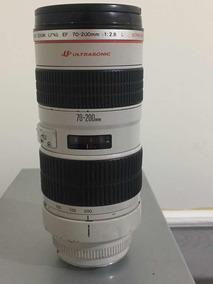 Lente Canon 700/200 2.8 L