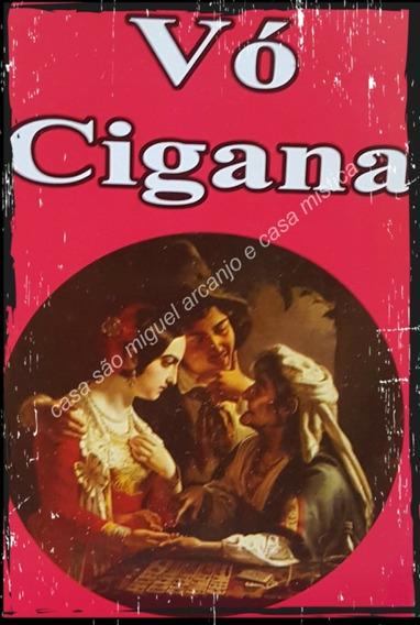 Baralho Da Vó Cigana 48 Cartas + Manual