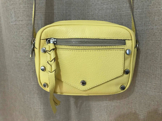 Cartera Prune Amarillo