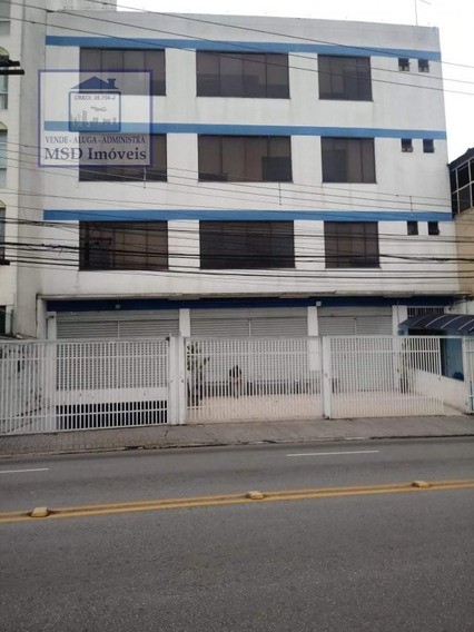Prédio Para Alugar No Bairro Vila Galvão Em Guarulhos - Sp. - 1941-2