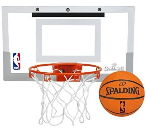 Imagen 1 de 8 de Mini Canasta Basketball Tablero Puerta Pared Oficina C/envio
