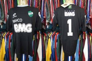 Coritiba 2009 Camisa De Goleiro Centenário Tamanho Gg # 1.