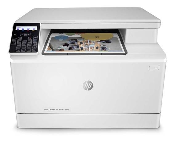 Impressora Hp Color Laser Pro Mfp 180nw Pronta Entrega