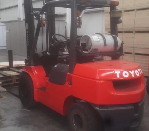 Toyota Fg35  Glp Dual