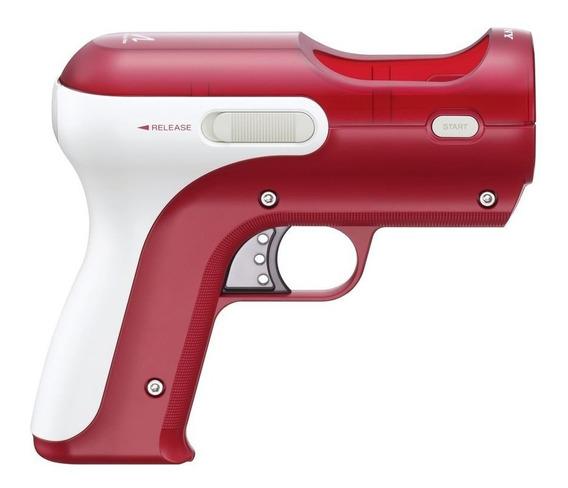 Pistola Arma Ps Move Ps3 E Ps4 | Produto Oficial Sony