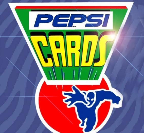 Pepsi Cards Álbum Marvel Edición Especial Coleccionistas