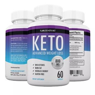 Suplemento Keto Advance Dieta Cetogenica Importado Usa