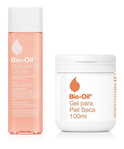 Bio-oil Aceite Corporal 125 Ml + Bio-oil Gel 100 Ml