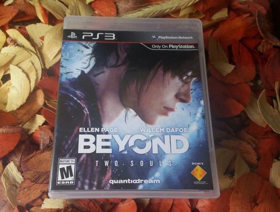 Beyond: Two Souls - Inglês - Mídia Física Ps3