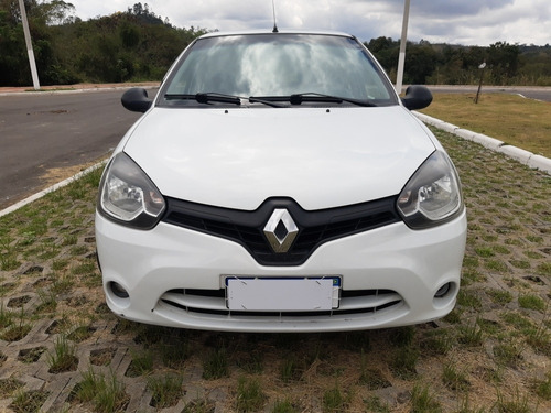 Imagem 1 de 8 de Renault Clio 2014 1.0 16v Expression Hi-power 5p