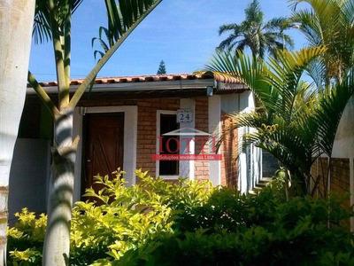 Casa Residencial À Venda. - Ca0093