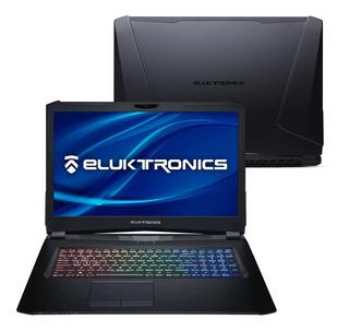 Laptop Gamer Eluktronics Gtx 1070 24gb Ram 500gb Ssd I7