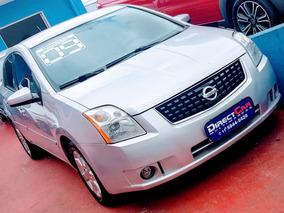 Nissan Sentra 2.0 S 16v Gasolina 4p Automático