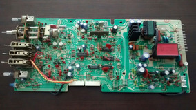 Placa Do Osciloscopio Minipa Mo 1221