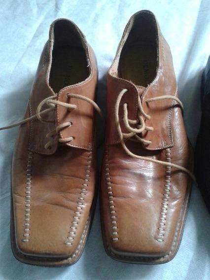 Sapato Masculino Tm 39 Couro Legitimo