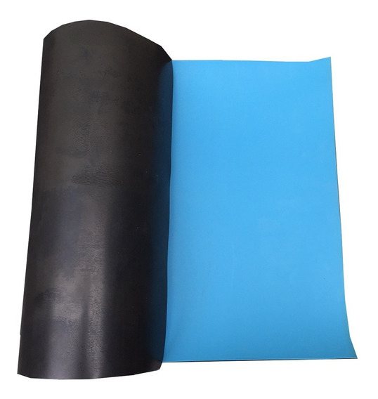 Manta Anti Estática Bancada Esd Placas Note 60x40cm Azul