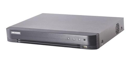 Gravador Digital Dvr Turbo Hd 4.0 Ds-7208hqhi-k2/p Hikvision