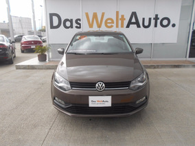 Volkswagen Polo 1.6l Tiptronic 2017 *039396