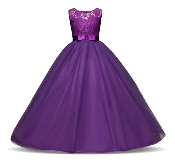 Vestido Niña,paje, Gala, Matrimonio,fiesta, Bautizo