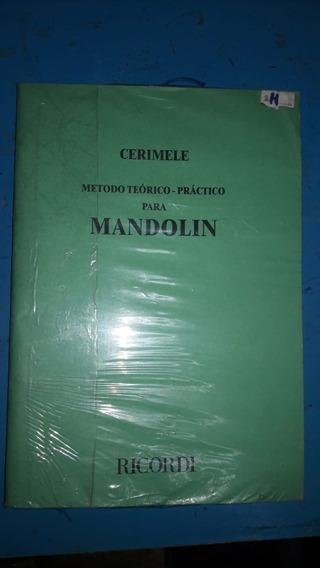 Metodo Teorico Practico Para Mandolin Musica Pilar