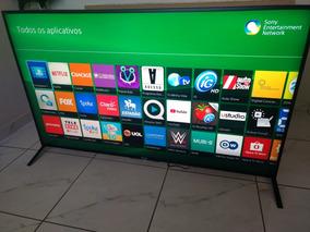 Tv 70 Polegadas, Sony 4k, 3d, Modelo Xbr-70x855b