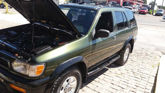 Pathfinder Se V6 Completa 1998, Ótimo Estado