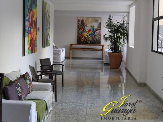 Flat Novo Claro E Arejado, Confortável Com Ótima Distribuição, Só R$ 350.000,00 Sendo 100.000,00 Entrada + 60 Parcelas Fixas - Fl00177 - 34271252