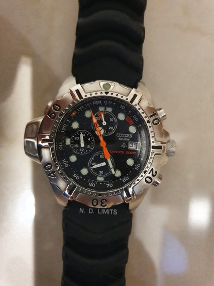 Citizen Eco Drive Aqualand B741