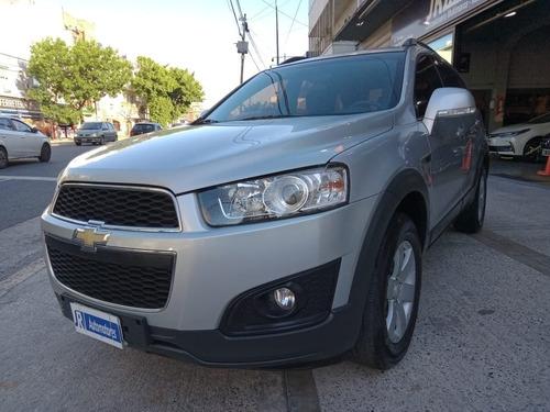 Chevrolet Captiva 2.4 Ls Mt 3 Filas Full