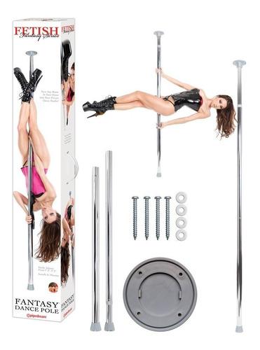 Barra Pole Dance De Aço Inox Removível