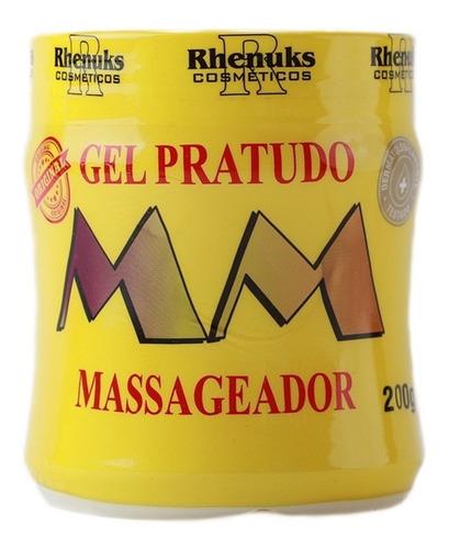 Imagem 1 de 1 de Gel Massageador Mm Pratudo Rhenuks Atacado- 36 Unidades