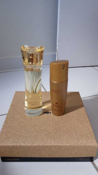 Kit Boticário Linda O Perfume E Tamanho 100 Ml