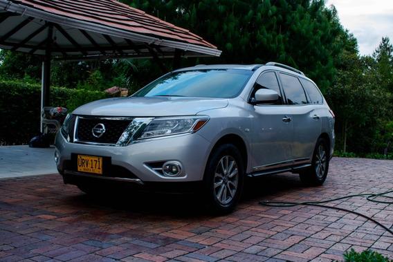 Nissan Pathfinder Pathfinder Sense