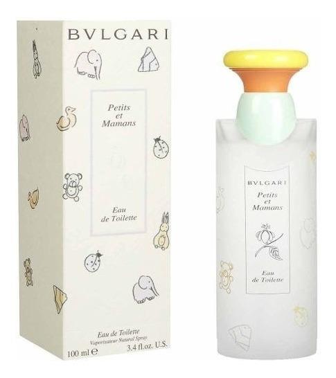 Perfume Bvlgari Infantil Petits Et Mamans 100ml Original