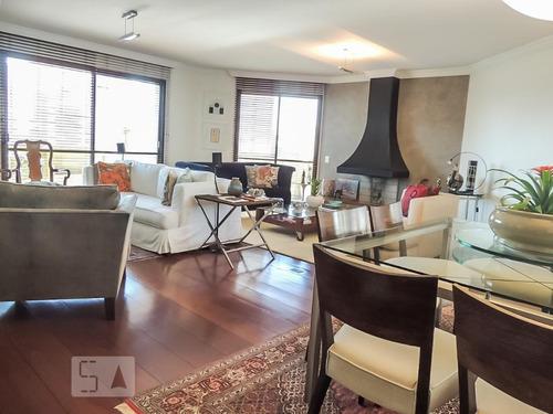 Apartamento À Venda - Campo Belo, 4 Quartos,  220 - S893069986