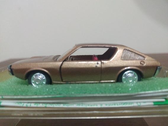 Miniaturas Rei Renault 17 1/66 - Ñ Schuco Excelente Mint