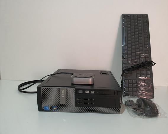 Dell Optiplex 9020 I7 4770 4ª Geração 16gb Hd 1tb+wiffi