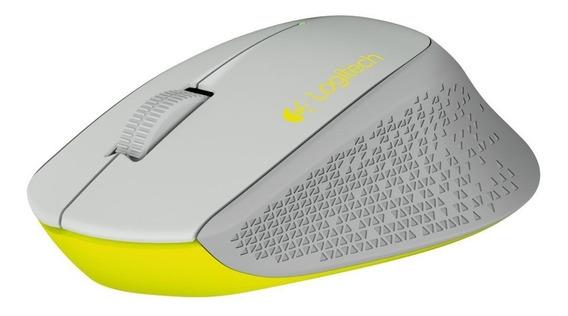 Mouse Wireless Sem Fio Para Notebook Laptops M280 Logitech