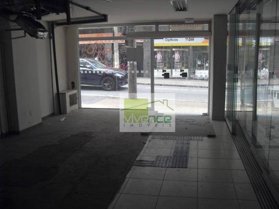 Salão Para Alugar, 1000 M² Por R$ 24.000,00/mês - Centro - Campinas/sp - Sl0031