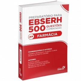 Ebserh - 500 Questões Comentadas De Farmácia