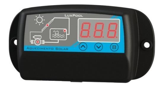 Controlador De Temperatura P/ Piscina Cdt Aquecimento Solar