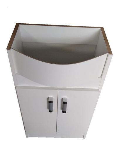 Imagen 1 de 4 de Muebles De Baño Armados. Mdf. Enviamos