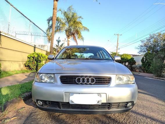 Audi A3 1.8 Turbo Prata 2005