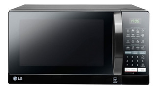 Microondas LG MS3057Q(A) preto 30L 110V