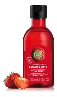 Shampoo The Body Shop Strawberry