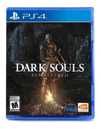 Imagen 1 de 4 de Dark Souls: Remastered Bandai Namco Entertainment PS4 Físico